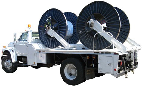 Vehicle Mounted Reel System