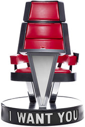 Rotating Chairs On The Voice
